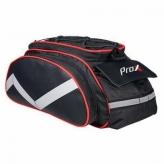 Sakwa na bagażnik Prox Dakota 078 czarno-czerwona