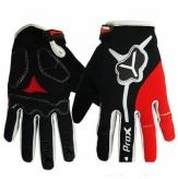 Rękawiczki długie Prox Utah l XL czarno-czerwone