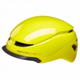 Kask rowerowy KED MITRO UE-1 limonkowy City M