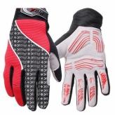 Rękawiczki Prox długie Utah ll xl czerwone