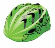 Kask rowerowy B-skin Kidy pro kites XS zielony