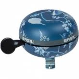 Dzwonek rowerowy Basil Wanderlust 80 mm niebieski