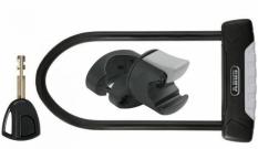 Zapięcie rowerowe Abus 5400/160hb300 u-lock granit