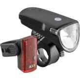 Lampki rowerowe Axa Greenline 40 Lux Usb