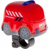 Dzwonek rowerowy Pex Perry straży pożarnej