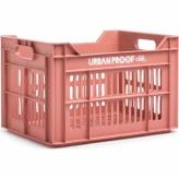Skrzynka na rower plastikowa 30L warm pink