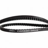 Gates CDX belt Carbon Drive 122 tands zwart