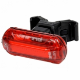 Lampka rowerowa tylna PULSAR COB LED baterie