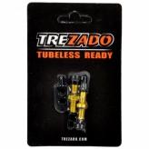 Zawór TREZADO do Tubeless  Presta 34mm 2szt