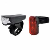 Zestaw lamp JY-KPL02 1LED akumulator/baterie