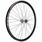 Koło rowerowe przednie 24 czarne