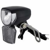 Lampka rowerowa przednia JY-7093-1 LED dynamo