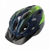 Kask rowerowy B-skin Tomcat S czarno zielony