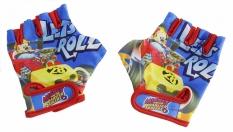 Rękawiczki na rower Disney Mickey Lets Roll XS