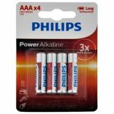 Bateria Philips LR03 Powerlife BLISTER 4 szt. AAA