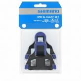 Bloki pedałów Shimano SM-SH12 SPD-SL Dwustop