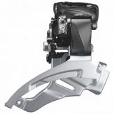 Przerzutka przednia rowerowa Shimano FD-M2000 3s