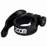 Obejma siodła Zoom AT-101+SQR-115 28.6mm czarna