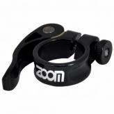 Obejma siodła Zoom AT-101+SQR-115 35.0mm czarna