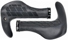 Chwyty rączki rowerowe rogi Velo Prox vlg-1839ad2-l 140mm