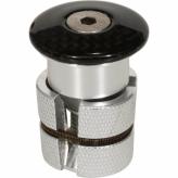 Elvedes expander 1 1/8 carbon vorkbuis 26mm