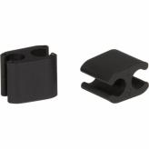 Elvedes kabelclip Duo 5 - 5mm doos (50)