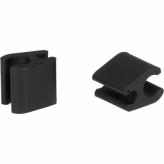 Elvedes kabelclip Duo 4,1 - 4,1mm doos (50)