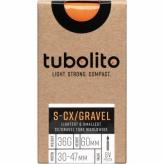 Dętka Tubolito S-Tubo CX/Gravel 700c 30 fv 60mm
