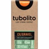 Dętka Tubolito Tubo CX/Gravel All 700c 30 - 47mm fv 42mm