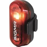 Tylna lampka rowerowa Sigma Curve bateria