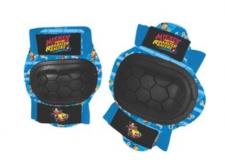 Ochraniacze na kolana i łokcie - Mickey lets roll