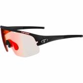 Tifosi bril Sledge Lite mat zwart clarion red fototec (M/XL)