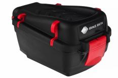 Kufer na bagażnik piknik mały czarny