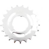 Zębatka rowerowa tylna 21T 3/32 chrom