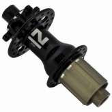 Piasta rowerowa tylna Novatyec D792SB X12 SH11s 36H