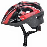 Kask rowerowy dziecięcy Prox Armor M czerwony