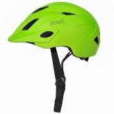 Kask rowerowy Prox dziecięcy Flash led S zielony