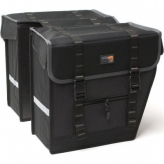 Sakwa rowerowa 2-komorowa New Looxs Superior Maxi czarna