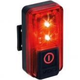 Lampka rowerowa tylna VDO RED Plus RL USB