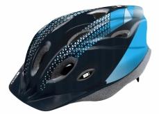 Kask rowerowy B-skin Tomcat S granatowo niebieski