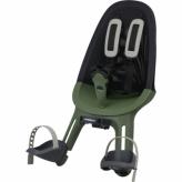 Fotelik rowerowy przedni Qibbel Air zielony