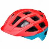 Kask rowerowy KED KAILU S czerwony/niebieski