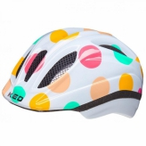 Kask rowerowz KED MEGGY Trend DotsColorful S/M