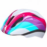 Kask rowerowy  KED MEGGY Trend RainbowRave XS