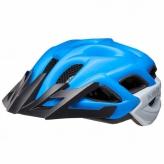 Kask rowerowy KED STATUS Junior Niebieski S