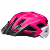 Kask rowerowy KED STATUS Junior Różowy M