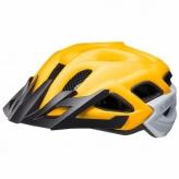 Kask rowerowy KED STATUS Junior Żółty S