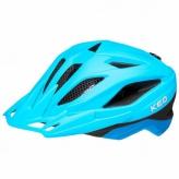 Kask rowerowy KED STREET Junior PRO błękitny S