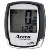 Licznik rowerowy ATF09-V2 Atech 9 funkcji