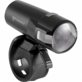 Lampka rowerowa przednia Axa Compactline czarna USB